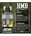 HMB de Army Nutrition