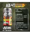 Ak 47 Ripped 2 en 1 de Army Nutrition sabor Sandía